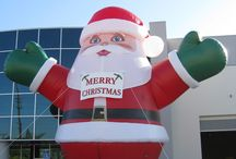 Christmas Inflatables / Giant Inflatable Props for Christmas