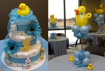 Rubber Duck Baby Shower / by Angelia P