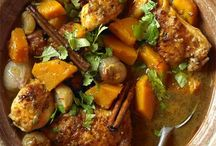 Middle Eastern/Indian Entrée / by Vicki Handel