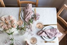♡ table setting ♡