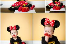 Minnie Mouse or Mickey Mouse