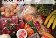 Menus / Clean eating menu plans
