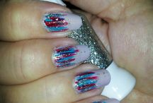 Mij nails arts.  / by Janny Hoekstra