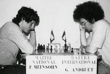 Échecs & télévision / Les émission de télévision sur le jeu d'échecs