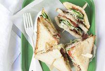 croque-monsieur & sandwich