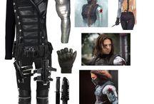 Marvel, DC fashion