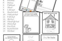 preschool occupations theme