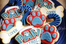 Cumpleaños de paw patrol