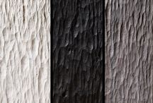 texture and finishes