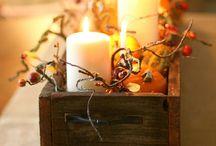 favorite winter wedding ideas / by Vicki Bragg