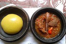 Cuisine africaine / Nourriture africaine
