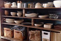 食器&食器棚