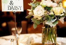 Wedding: The Reception  / by MiKaela Walden