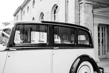Vintage Cars as Wedding Transport / Don't know how to travel to the ceremony or reception? Take a browse through these classic vintage vehicles, leaving you wanting to hop in and travel in style.
