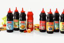 sauces pour snack