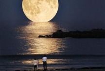 the MOON.............. / by Bobbie Evingham