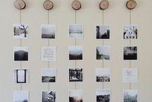 Fotowand - Ideen