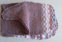 mitten patterns / by Diane Hinkle
