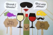 winery theme party