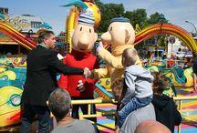 Kermis in Castricum  / De kermis is van zaterdag 10 t/m dinsdag 13 augustus geopend van 14.00 uur tot 24.00 uur.
