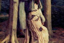 Boho Queens; timeless bohemian fashion / Vintage, gypsy and boho women's fashions to inspire