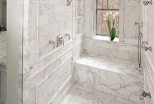 New bathroom ideas / by Menyone Barrow