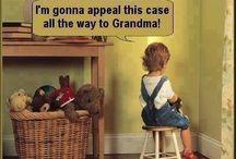 ameena and grandma