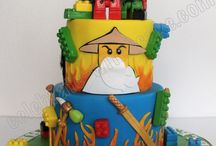 Ninjago Party / My Son Favorite Party / by Johanna Davila