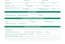 Solicitudes / Formatos correspondientes a procesos de admisión y petición de becas