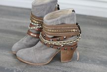 ankle boot decorations