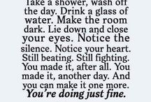 if you make it till tomorrow that's enough