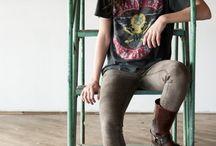 Fashion / by April Armonia