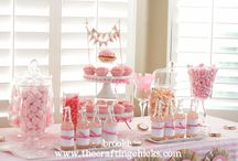 Fi's 4th Birthday Party Ideas