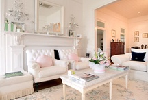 Lovely Living Rooms / by Lisa Hewitt