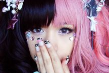 So Kawaii / Cute Japanese outfits and things / by Lucy Rosie