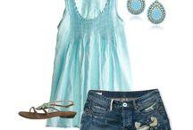 Moda Verão / Dicas de looks para o verão, saias, vestidos e acessórios para vc arrasar no calor
