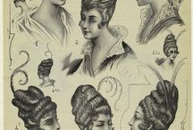 Old hairstyles