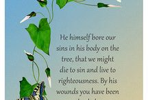 Healing Bible Verses / Bible verses about healing and health. Scripture pictures to inspire and bless you.
