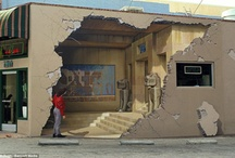 Street Art / by Christine Gassman