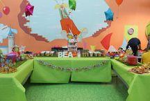 Compleanna Dora l'esploratrice / Compleanno a tema Dora
