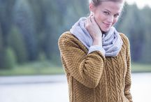 Patron tricot pull adulte