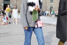 WINTER STYLE / style, look, mode