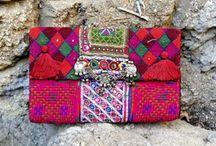 GEMSGEMS BOHO STYLE BAGS /CLUTCHES / www.gems-gems.com