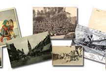Pohľadnice / http://www.ehobby.sk/pohladnice/ Pohľadnice dnes v písomnom styku strácajú popularitu. O to väčšiu vzácnosť však majú historické pohľadnice, ktoré prinášajú autentický pohľad do minulosti. Vznik pohľadníc sa spája s menom Augusta Schwarza, ktorý vytvoril sériu 25 pohľadníc v roku 1870. K rozšíreniu pohľadníc v písomnom styku prispela priemyselná a technická revolúcia, cenová dostupnosť poštových služieb, zmeny životného štýlu a rozvoj cestovného ruchu.