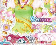 Aikatsu Card - Aurora Fantasy