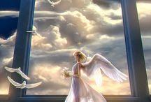 Anjos / Angels - 天使 - Anjos