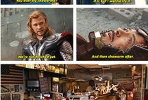 All Things Avengers
