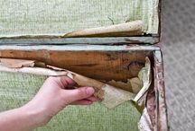 restore antique trunck