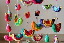 moviles crochet