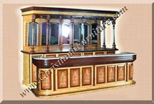 Custom Home Bars / Christiano Furniture offers you European quality Custom Home Bars, commercial bars, custom bars, bar stools, bedrooms, dining rooms, living rooms, commodes and much more. Order now and save money.